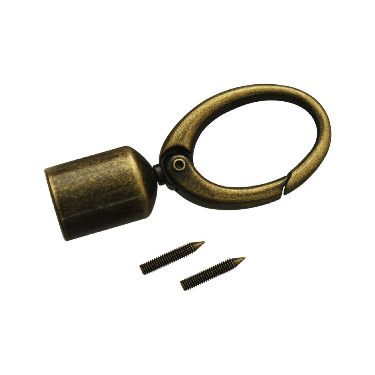 Tassel Hook Antique Brass