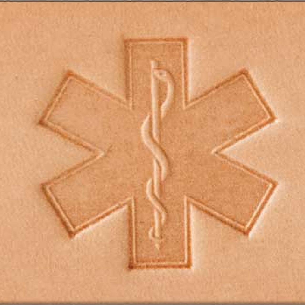 Medical 2-D Stamp 8597-00