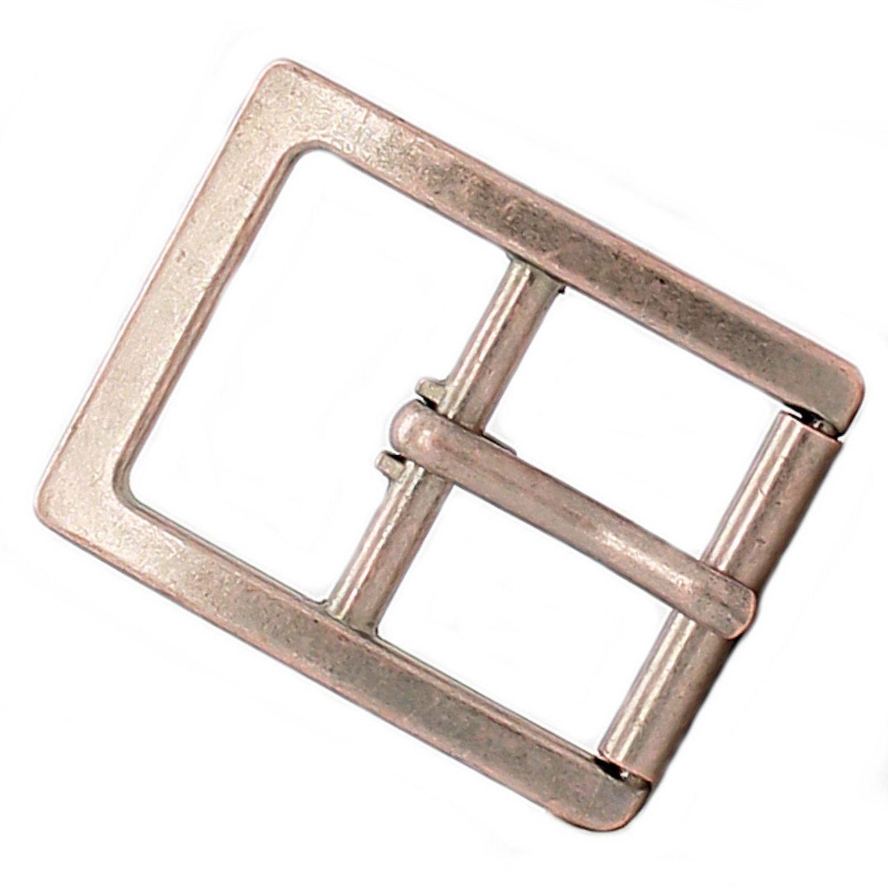 "Copper Stone Buckle Roller Bar 7/8"""