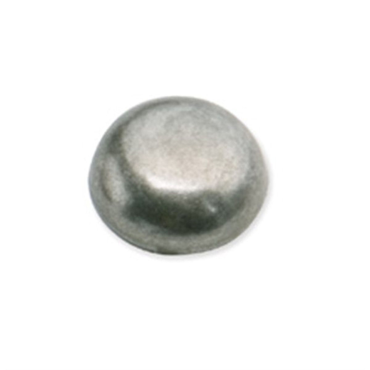 """Round Spots Brass Plate 1//4/"""" 100 Pack 1330-01 by Tandy Leather"""