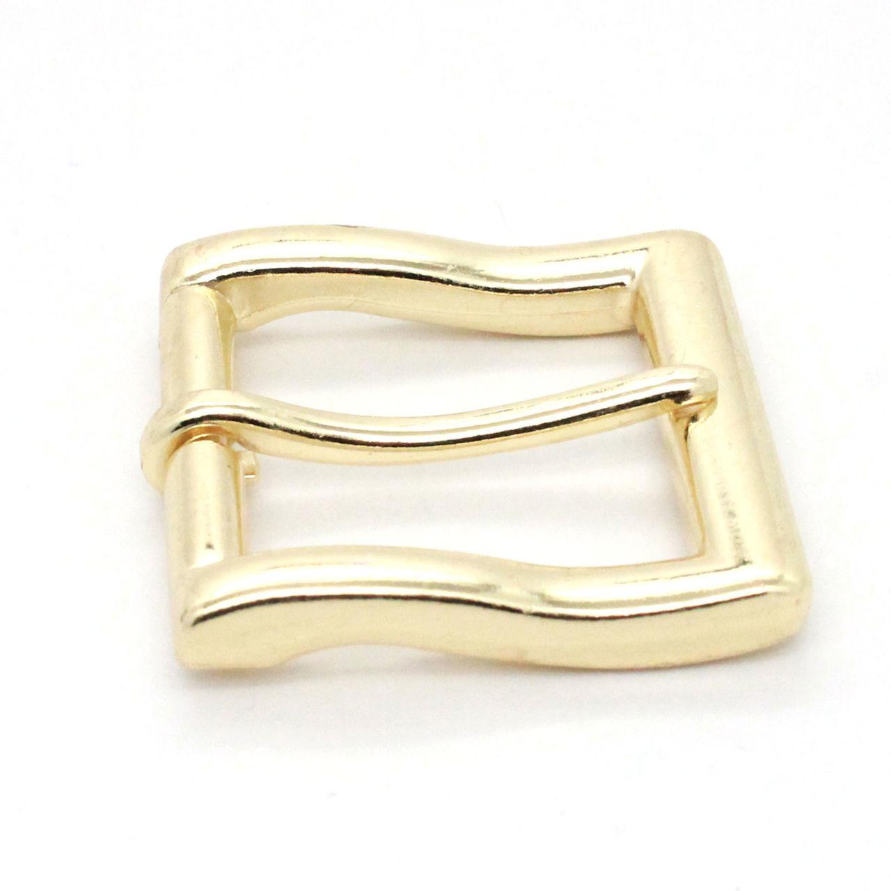 Square heel bar 1.5 inch brass plate side