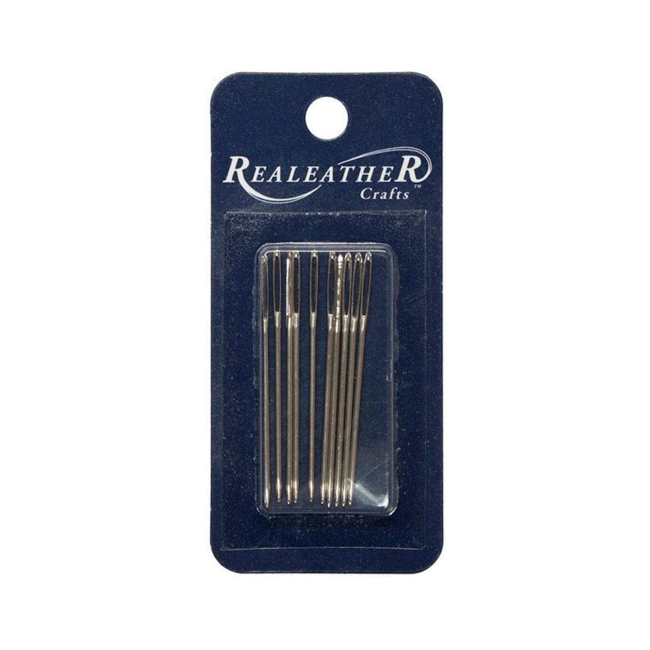 Large Eye Stitching Needles 10 Pack Package