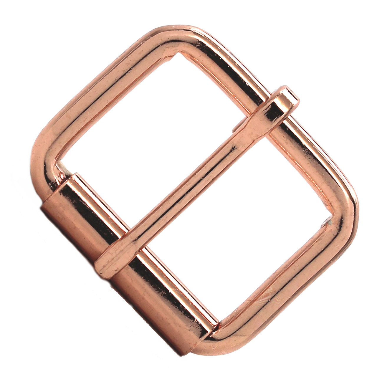 Roller buckle 1.5 Inch copper front