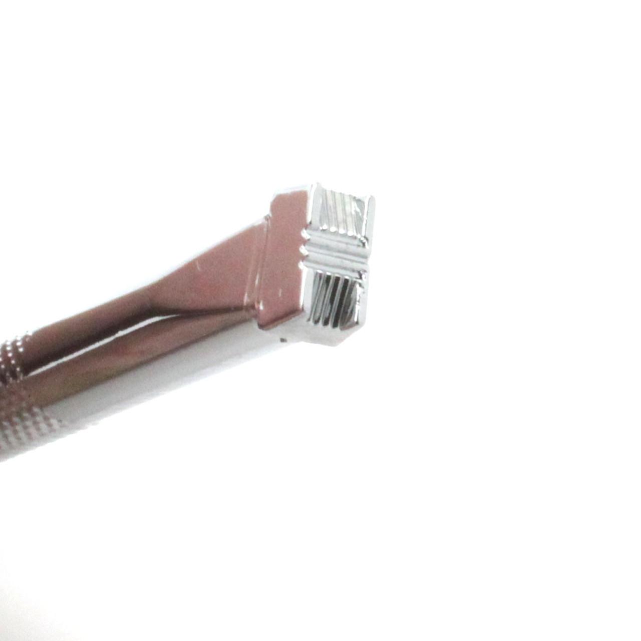 Basketweave Stamping Tool Petite X502 Head