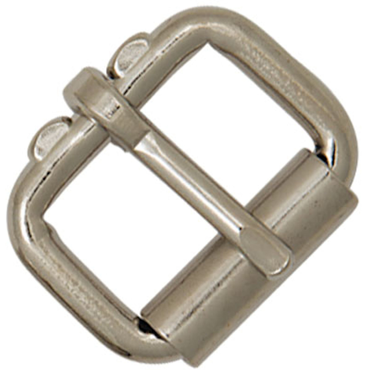 """3.2 Cm Nickel Plated 1517-02 Tandy Leather Roller Buckle 1-1//4/"""""""