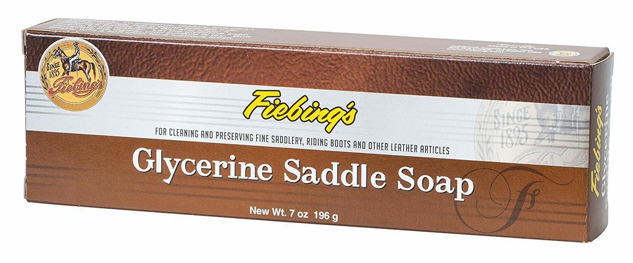 Glycerine Saddle Soap Box