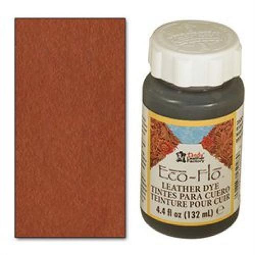 Eco-Flo Leather Dye 4.4 oz (132 mL) Range Tan 2600-07