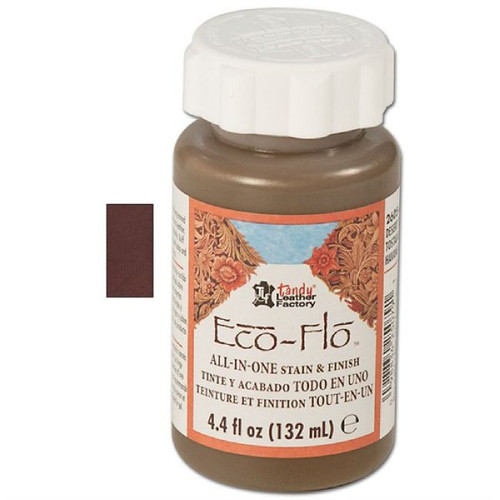 Fudge Brown Eco-Flo All-In-One Leather Dye