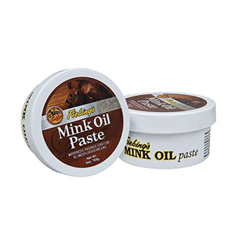 Mink Oil Paste Collection