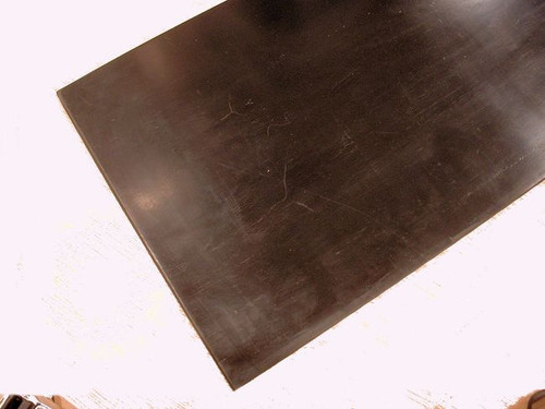 "Rubber Poundo Board 12"" X 24"" X 3/16"" 3461-02"