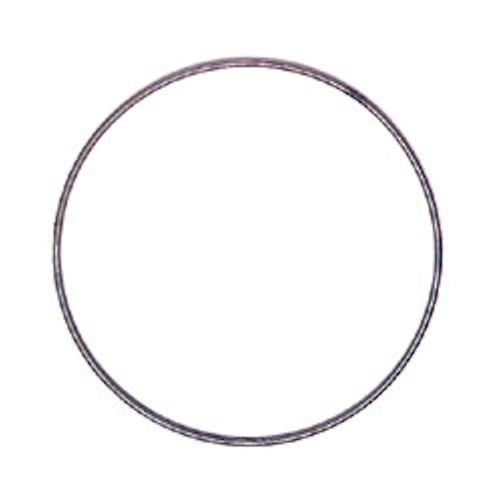 "Metal Hoop Ring For Crafts 5"" 3602-05"