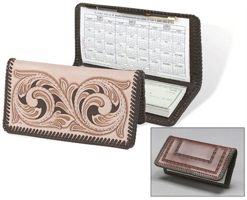 Checkbook Cover Kit  Example