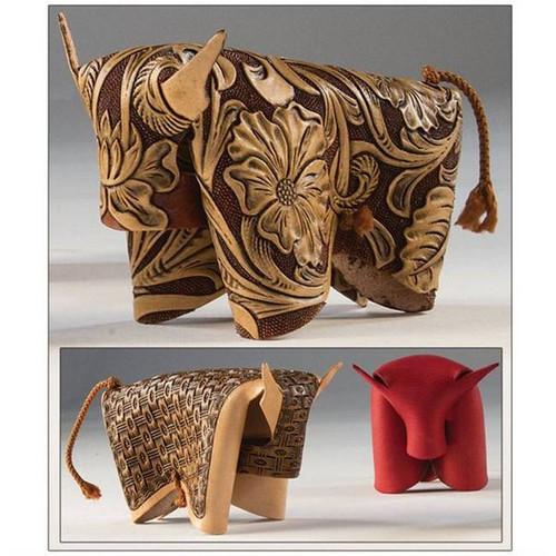 Bull Leather Craft Kit