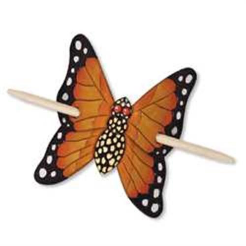 Butterfly Barrette Quick Kit 4232-00