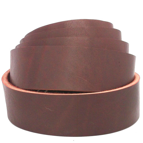 Latigo Leather Strip 6' X 1-1/2""