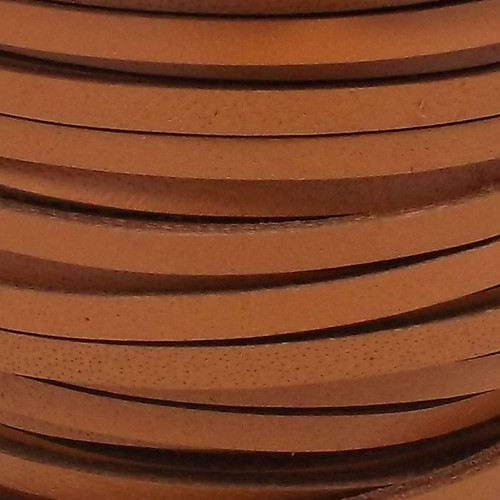"Latigo Lace Medium Brown 1/8"" X 50 ft 5111-03"
