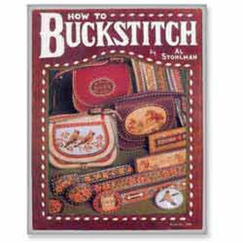 How To Buckstitch Book Al Stohlman
