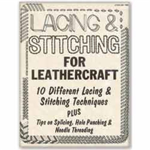 Lacing and Stitching Technique Book