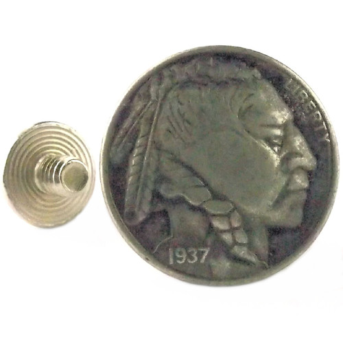 Indian Head Nickel Concho