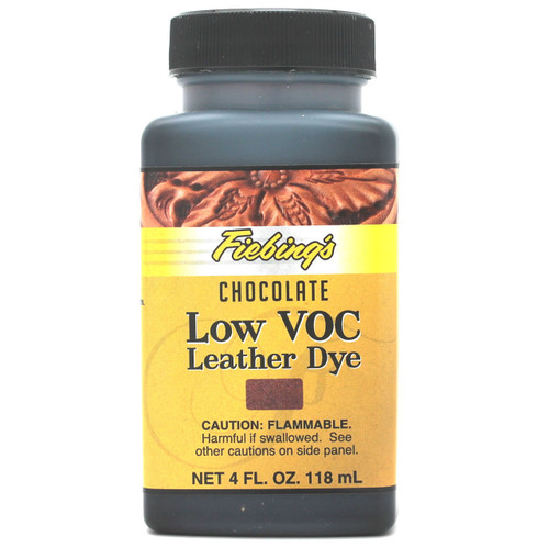 Fiebing's LeatherColors Chocolate 4 oz.