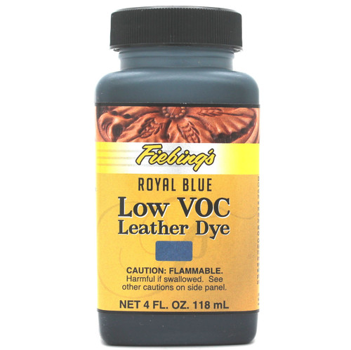Fiebing's LeatherColors Royal Blue 4 oz.