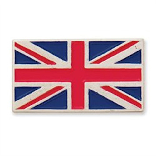 British Flag Concho