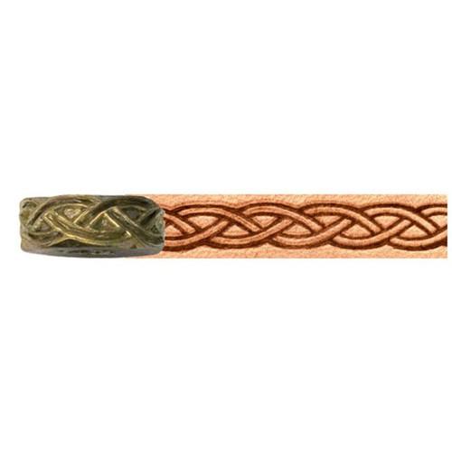 Celtic Weave Craftool Embossing Wheel