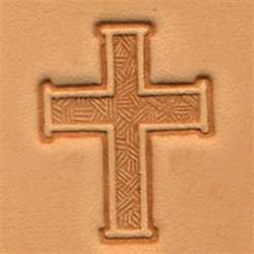 Cross 3d Stamp 88338-00