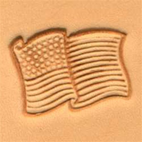 Craftool 3D USA Flag Stamp