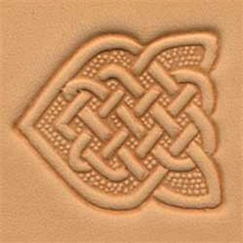 Knotted Arrow 3D Stamp 88491-00 by Tandy Leather