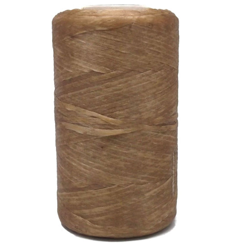 Artificial Flat Sinew Spool