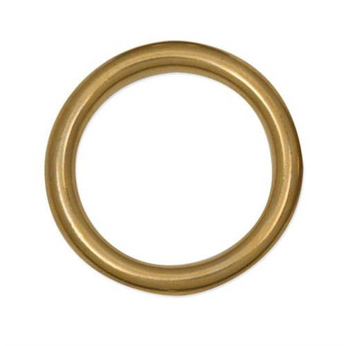 """Solid Brass Cast Ring 1-1/2"""""""