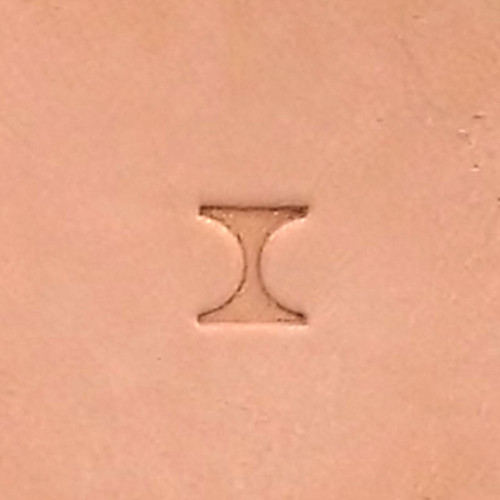 "Border Stamp 1/4"" x 5/16"""