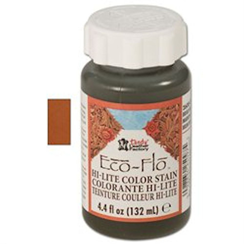 Eco-Flo Hi-Lite Stain 4.4 fl. oz. (132 ml) Saddle Tan 2608-05
