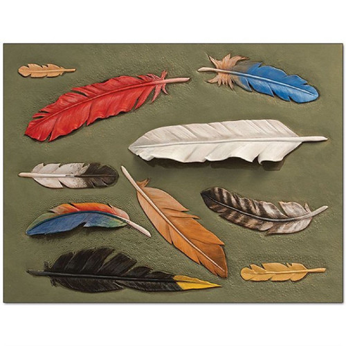 Feathers Template 76631-00