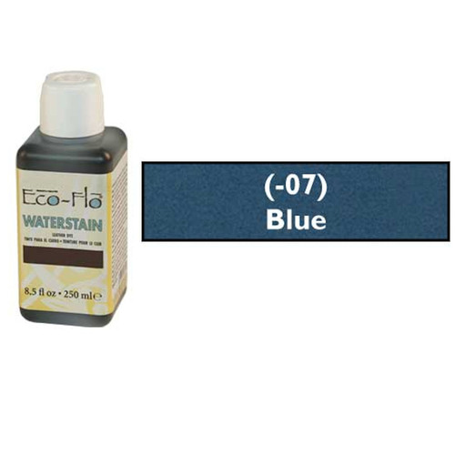 Eco-Flo Professional Waterstain Blue 8.5 oz.