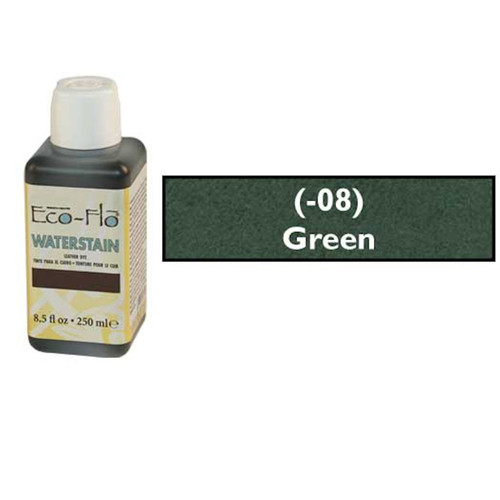 Eco-Flo Professional Waterstain Green 8.5 oz.