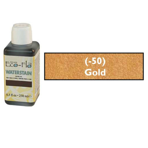 Eco-Flo Professional Waterstain Gold 8.5 oz.