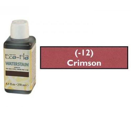 Eco-Flo Professional Waterstain Crimson 8.5 oz.