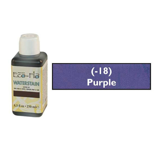 Eco-Flo Professional Waterstain Purple 8.5 oz. (250ml)