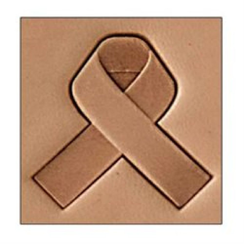 Craftool 3D Ribbon Stamp 8687-00 by Tandy Leather
