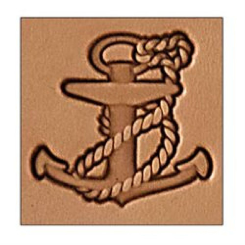 Craftool 3D Anchor Stamp 8680-00 by Tandy Leather