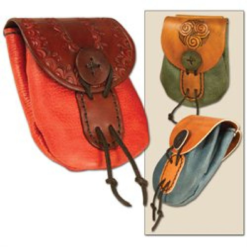 Winsor Leather Belt Bag Kit 44346-00 by Tandy Leather