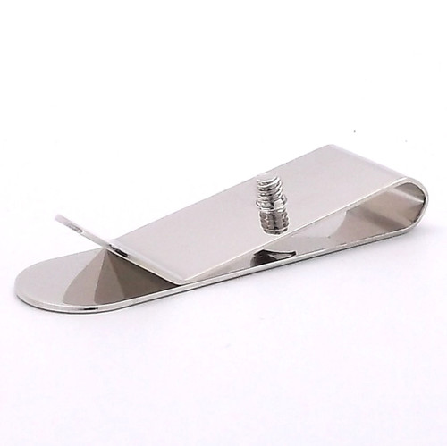 Money Clip with Concho Screw
