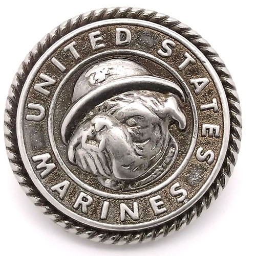 Marines Mascot