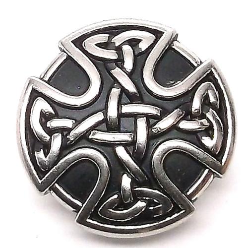 Celtic Sheild Amour Line 24 Snap Cap