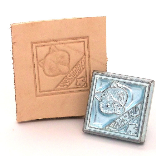 Cub Scout Leather Stamping Tool