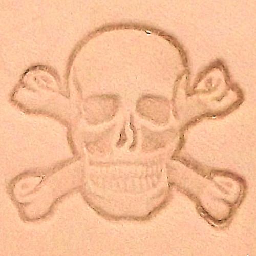 Skull and Crossbones Stamp Tool
