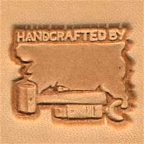 Craftool Tandy 661600 Decorate Stamping D616 Border Leather Stamp