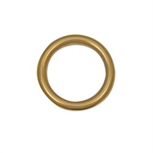 Solid Brass Ring